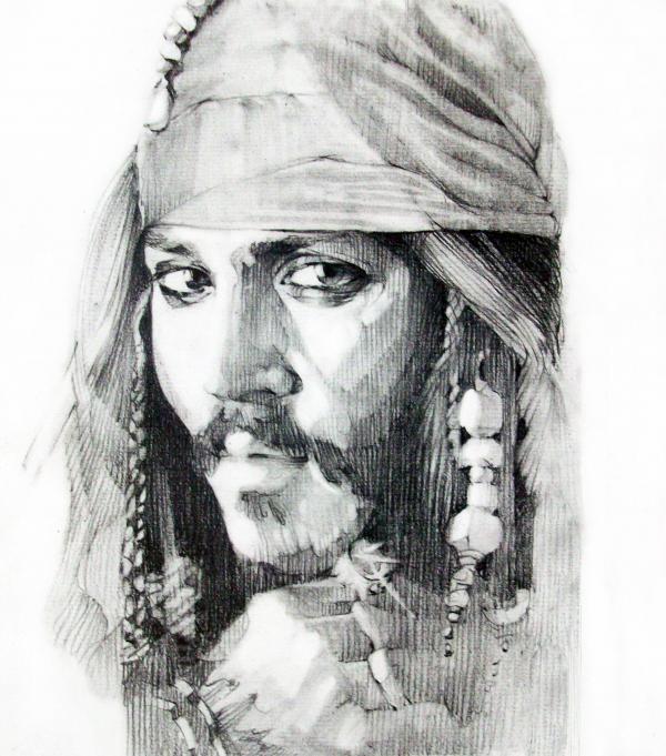 Johnny Depp by poliyol